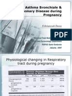 Asthma During Pregnancy