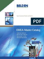 Catálogo de cables Beldent - Ene 2012