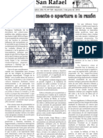 Boletín parroquial del 03/06/2012