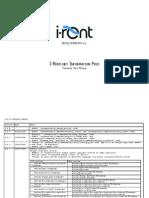 I-Rent Informacion Feed, Nueva Version