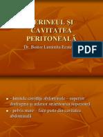 Perineul Si Cavitatea Peritoneala