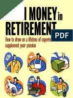Earn Money in Retirement