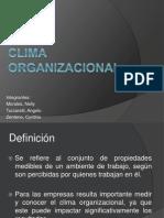 Clima Organizacional[1]