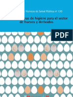 Guia de Normas de Higiene Para Huevos