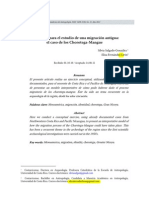 2. Elementos para el estudio de una migración antigua. Silvia Salgado y Elisa Fernández
