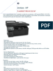 16b Multifuncional Hp Laserjet Pro m 1212 Nf