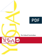 YogaEd Pre-K Curriculum Overview