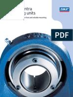 SKF ConCentra Ball Bearings Units - 6107_I_EN