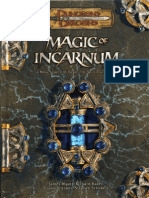 Magic of Incarnum Supplement by Azamor