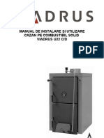 Viadrus Manual RO
