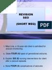 SEO- Revision 0905