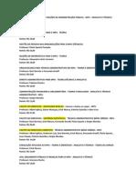ADMINISTRAÇÃO PÚBLICA E NOÇÕES DE ADMINISTRAÇÃO PÚBLICA