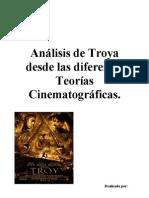 Análisis de Troya desde las diferentes Teorías Cinematográficas