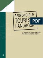 Tourism Handbook