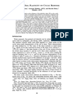 1991 Vucetic and Dobry - Effect of Soil Plasticity on Cyclic Response