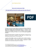 TTi Informe Foro Igualdad 2012