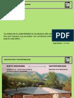 TIA 2012 Sustentabilidad