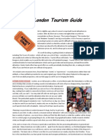 The London Tourism Guide