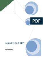 Apuntes de RACF
