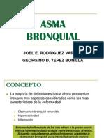 Asma Bronquial Presentacion de Inmunologia