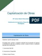 3.2 Capitalizacion de Obras Junio 2009