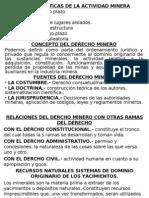 Diapositivas Derecho Minero