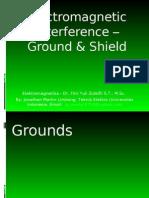 Presentasi Elektromagnetika Ground & Shield