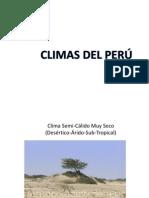 Imagenes Climas del Perú