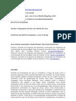 Revista Brasileira de Educação Especial