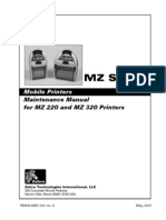 MZ Maintenance Manual