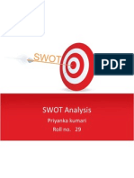 MySWOT Analysis