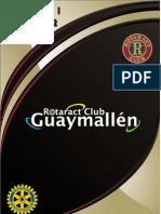 Boletín Rotaract Guaymallén