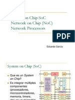 Network on Chip y Network Processors