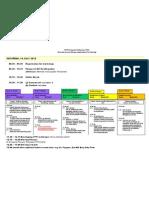 STTI European Conference Final Programme - July 14 2012