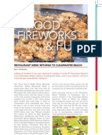 Food, Fireworks and Fun by H. Wadowski