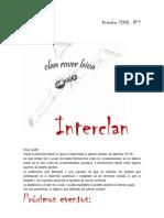 Inter Clan. Nº 1