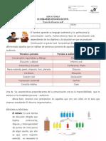 GUIA DE CONTENIDOS TECNICAS DE DISCUSIÓN ORAL EN ARGUMENTACIÓN
