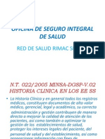 Exp. Archivo de Historias Clinicas[1]