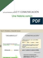 2. Comunicación y Desarrollo. Relación histórica