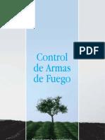 Control de Armas de Fuego