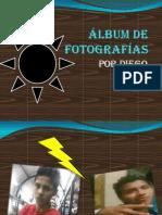 Álbum de fotografías de diego