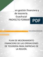 Proyecto Formativo Tgo. Gestión Financiera y de Tesorería