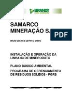 1SAMA013-1-RS-DOT-0001-5_Programa de Gerenciamento de Resíduos Sólidos PGRS