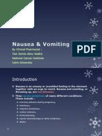 Nausea & Vomiting FINAL