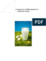calitate lapte