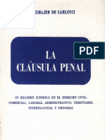 LA CLAUSULA PENAL - Aida Kemelmajer de Carlucci