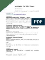 Curriculum Abg Maryelisa Aldaz