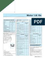 Maqueta Motor 1.6i 16v-MOTOR K4M