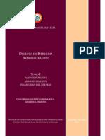Digesto de Derecho Administrativo Tomo I