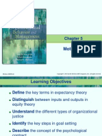 Chapter 5 Organizational Behavior ( Dr. Ahmed Abdel Hady)